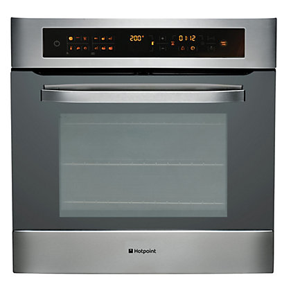 Image for Hotpoint Ultima SH 103 P 0 X Built-in Oven - Stainless Steel from StoreName