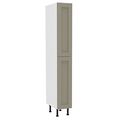 Image for Simply Hygena Amersham - Grey - 300mm Larder with Pull Out from StoreName