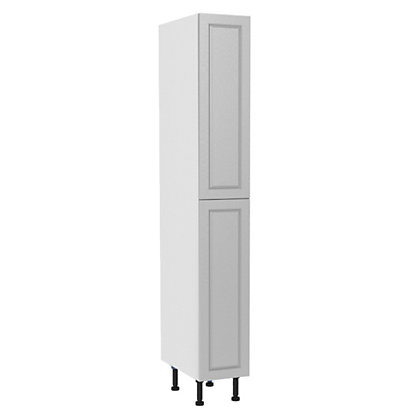 Image for Simply Hygena Elverson - Gloss White - 300mm Larder Unit from StoreName