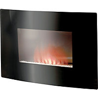 Seattle II Wall Mounted Electric Fire