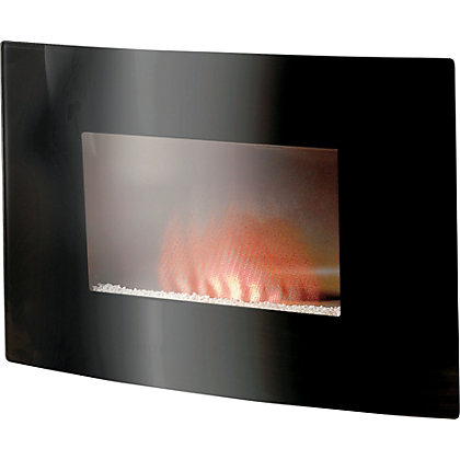 Image for Seattle II Wall Mounted Electric Fire from StoreName