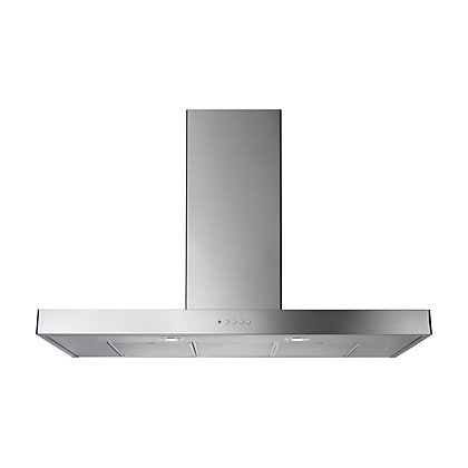 Image for Rangemaster 10532 Flat Hood - 90cm - Stainless Steel from StoreName