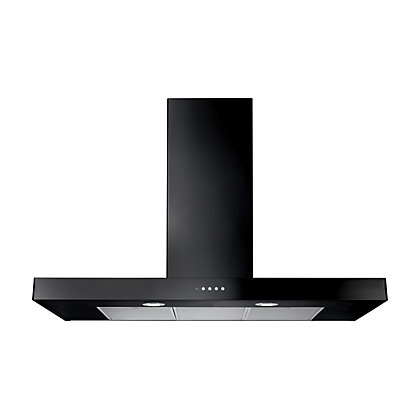 Image for Rangemaster 10533 Flat Hood - 90cm - Black from StoreName
