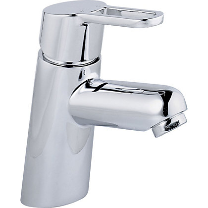 Image for Bristan Jive Eco Click Mono Basin Mixer Tap from StoreName