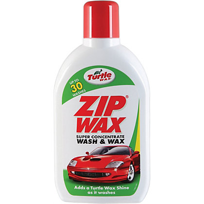 Image for Turtle Wax Car Wash and Wax Formula 500ml from StoreName
