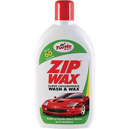 Image for Turtle Wax Car Wash and Wax Formula 1L from StoreName