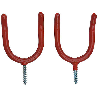 Image for Tool Hook - Red - 2 Pack from StoreName