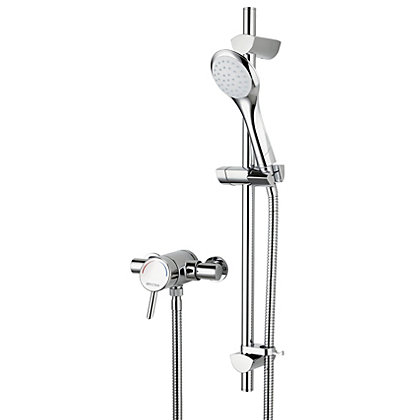 Image for Bristan Acute Mixer Shower - Chrome from StoreName