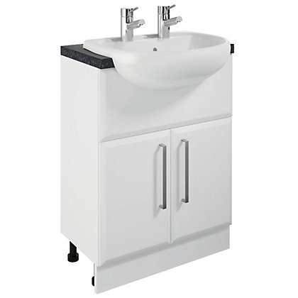 Image for Winchester Vanity Unit and Basin - 600mm from StoreName