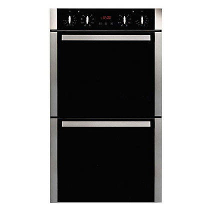Image for CDA DK1150SS Built In Double Tower Oven - Stainless Steel from StoreName