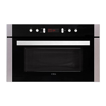 Image for CDA VM600SS Built In Microwave And Grill - Stainless Steel from StoreName
