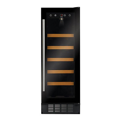 Image for CDA FWC303BL 30cm Wine Cooler - Black from StoreName