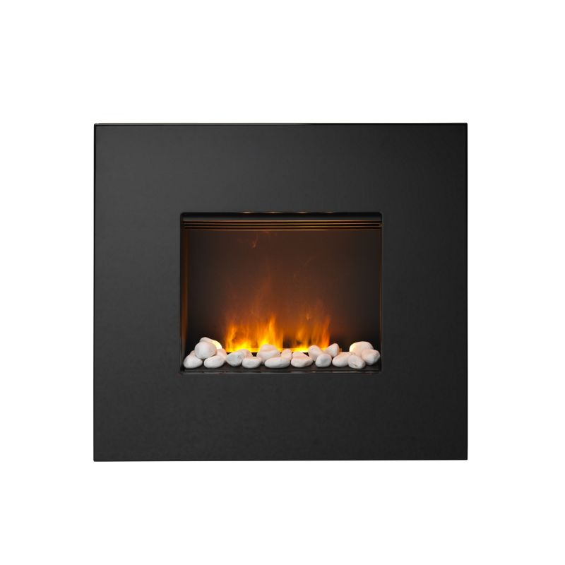 Electric Wall Fires Available From Contemporaryfireplaces