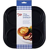 Tala Four Hole Yorkshire Pudding Pan