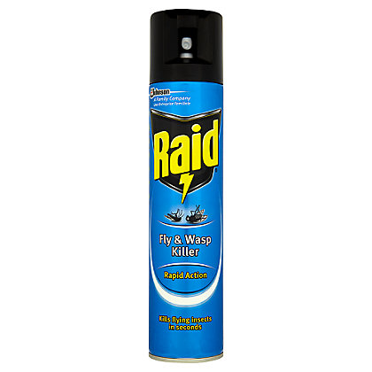 Image for Raid Flying Insect Killer - 300ml from StoreName
