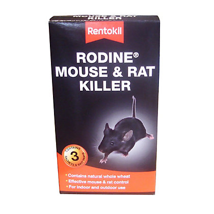 Image for Rodine Mouse Rat Killer - 150g from StoreName