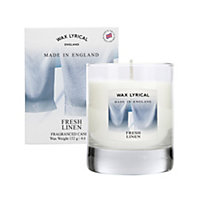 Fresh Linen  Fragranced Boxed Candle