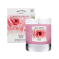 Rose Bud Fragranced Boxed Candle