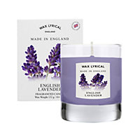 English Lavender Fragranced Boxed Candle