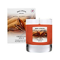 Oriental Spice  Fragranced Boxed Candle