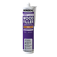 Ronseal Multipurpose Wood Filler Cartridge - Medium - 310ml