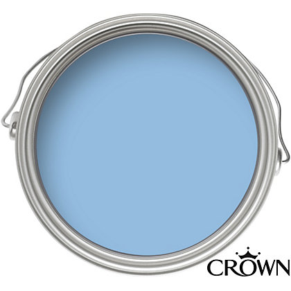 Image for Crown Breatheasy Lupin - Silk Emulsion Paint - 2.5L from StoreName