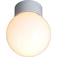Clandon Sphere Flushlight - White