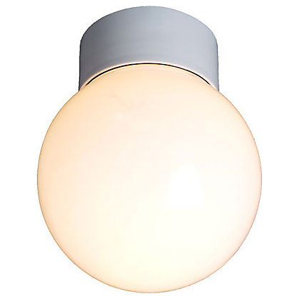 Image for Clandon Sphere Flushlight - White from StoreName