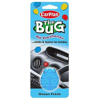 Image for CarPlan The Bug Air freshener - Ocean Fresh from StoreName