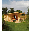 Rowlinson Baltic Chalet - 13ft 10in x 15ft 6in
