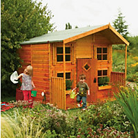 Rowlinson Hideaway Playhouse - 8x8ft