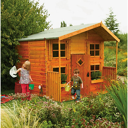 Image for Rowlinson Hideaway Playhouse - 8x8ft from StoreName