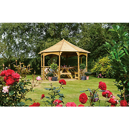 Image for Rowlinson Buckingham Gazebo from StoreName