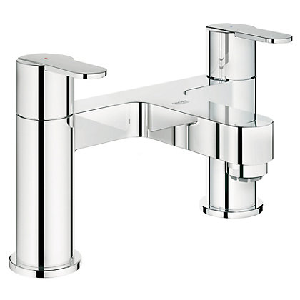 Image for GROHE Get Deckmounted Bath Filler Tap - Chrome from StoreName