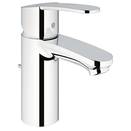 Image for GROHE Wave Cosmo Mono Basin Mixer - Chrome from StoreName