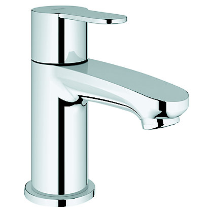Image for GROHE Wave Cosmo Pillar Taps - Chrome from StoreName