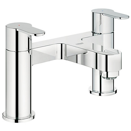 Image for GROHE Wave Cosmo Deckmounted Bath Filler - Chrome from StoreName