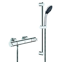 GROHE Wave Cosmo Thermostatic Shower