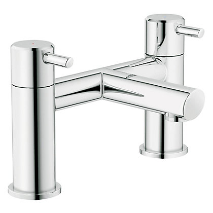 Image for GROHE Feel Deckmounted Bath filler - Chrome from StoreName