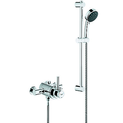 Image for GROHE Feel Thermostatic Shower from StoreName