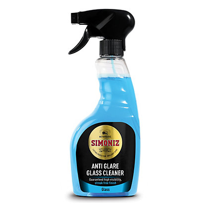 Image for Simoniz Anti-Glare Glass Cleaner - 500ml from StoreName