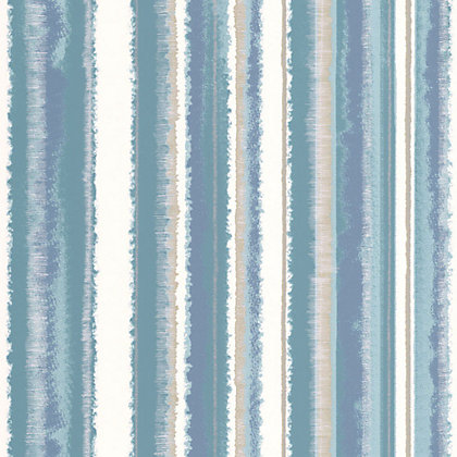 Image for Superfresco Romany - Stripe Teal from StoreName