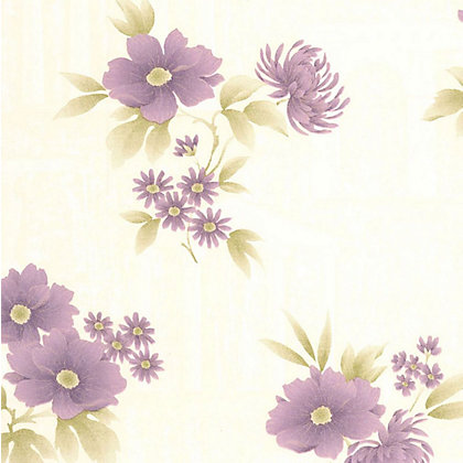 Image for Rome Wallpaper - Plum from StoreName