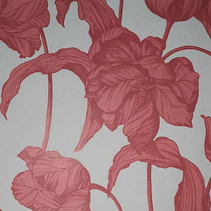 Image for Graham & Brown LLB Harem Tulips Coral from StoreName