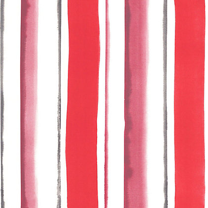 Image for Superfresco Easy Paste the Wall Waterfall Wallpaper - Red from StoreName