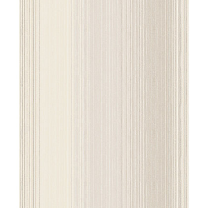 Image for Superfresco Chambray Stripe Wallpaper - Cream from StoreName