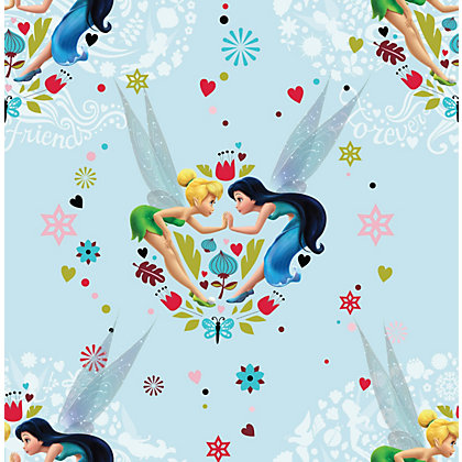 Image for Disney Tink Pixie Promise Wallpaper - Multi from StoreName