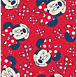 Disney Minnie Red Bow Wallpaper - Red