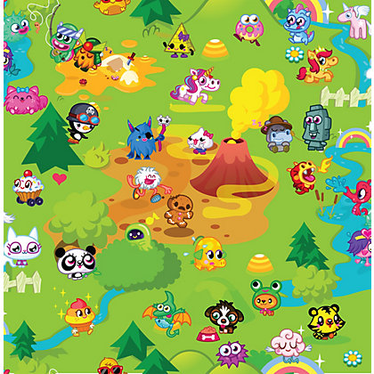 Image for Moshi Monsters Mash Up Wallpaper from StoreName