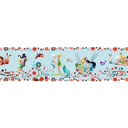 Image for Disney Tinkerbell Border Pixie Promise Wallpaper from StoreName